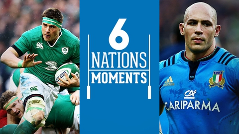 RBS 6 Nations Extras: Six Moments