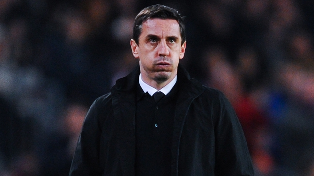 La Liga: Neville's Valencia slump to another loss