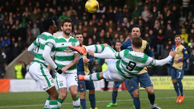 Celtic breeze into Scottish Cup quarters