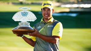 Hideki Matsuyama also won the Memorial Tournament on the PGA Tour in 2014