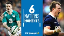 Extras and clips from the RBS 6 Nations