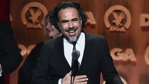 Director Alejandro G Inarritu becomes the Oscars front-runner after winning at DGAs