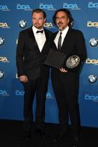 Leonardo DiCaprio, Alejandro G Inarritu