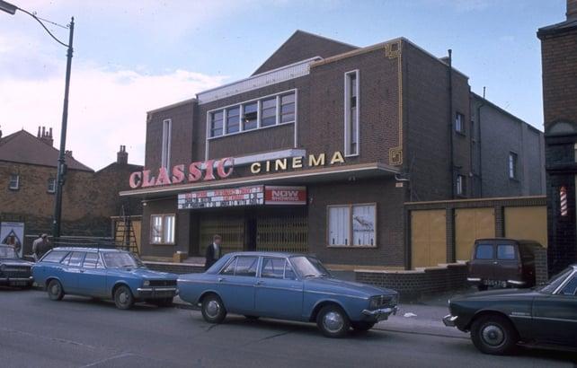 Classic Cinema Harolds Cross