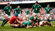 Ireland and Wales drew for the seventh time in 124 meetings on Sunday