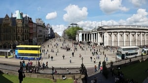 Dublin City Council has applied for planning permission to build a pedestrianised plaza