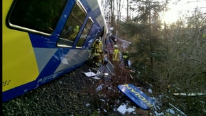 Four died in the crash which happened shortly before 7am local time (shortly before 6am Irish time)