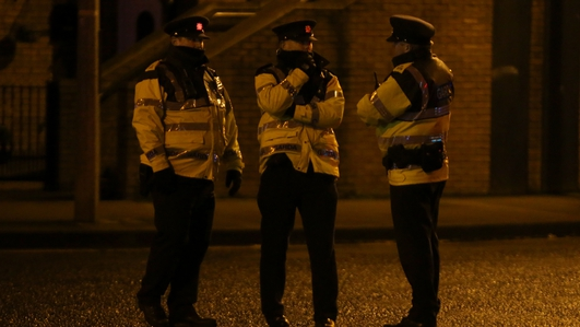 Another Gangland Murder in Dublin