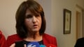 Poll shows Joan Burton struggling to keep her seat