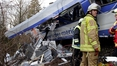 Nine killed in German train crash