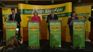The party launched its manifesto this morning