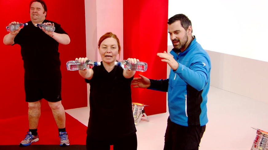 Operation Transformation: Live Group Workout