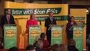 250,000 post á ghealladh ag Sinn Féin ina fhorógra toghchánaíochta