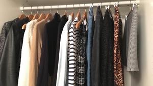 My new wardrobe