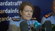 Commissioner Nóirín O'Sullivan press conference this evening