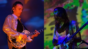 Underworld and Tame Impala (Karl Hyde and Kevin Parker pictured) - In Dublin for the June bank holiday weekend