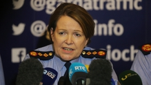 Nóirín O'Sullivan was addressing the public meeting of the Policing Authority in Dublin