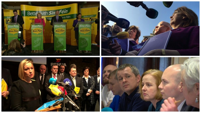 As It Happened: Wednesday's election campaigning