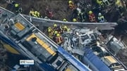 Nine News Web: 10 people killed in German train collision
