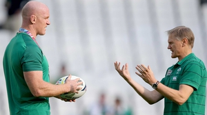 Joe Schmidt: 'I think it's one of those things, where all good things come to an end, and even really good things come to an end.'