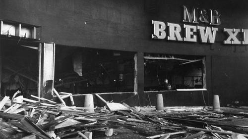 21 people were killed in the Birmingham pub bombings in 1974
