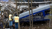 Cause of fatal German train crash unknown