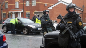 Garda Commissioner Drew Harris said that he wanted to assure all gardaíthat there was armed backup to support them