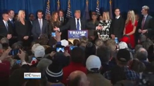 Trump and Sanders claim victories in New Hampshire primary