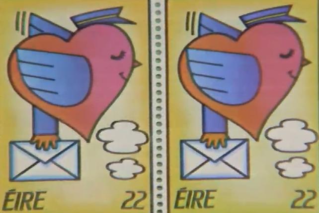 22p Love Stamp (1986)