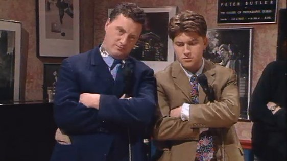 Jon Kenny and Pat Shortt (1991)