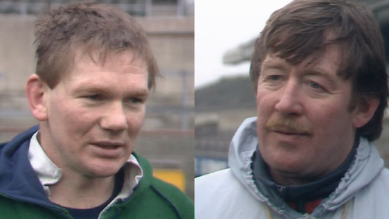 Ciaran Fitzgerald and Mick Doyle (1986)