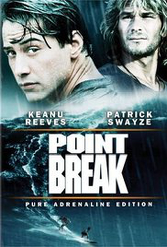 Point Break, 1991 vs 2016