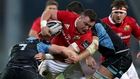 Munster clash with Glasgow switched to Kilmarnock