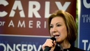 Carly Fiorina announced her decision on her facebook page