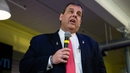 In a post on his Facebook page, Chris Christie said he was leaving the race 'without an ounce of regret'
