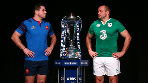 Against The Head Extras: Ireland v France preview