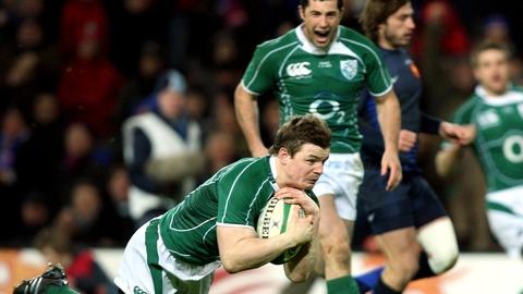 Classic Match - Ireland 30-21 France (2009)