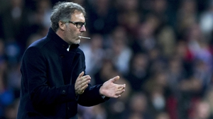 Laurent Blanc is out at PSG