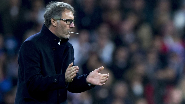 PSG boss Laurent Blanc signs new two-year deal