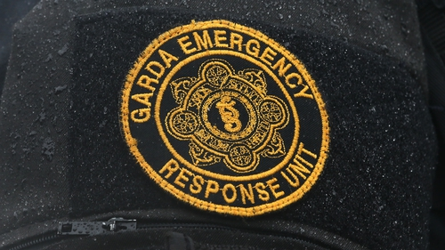 Armed officers from the Emergency Response Unit moved in on the gang as they tried to escape