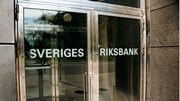 Sweden's Riksbank first moved its key rate into negative territory last February (pic - credit Riksbank)