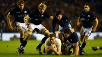 Bradley Davies expecting Scotland backlash