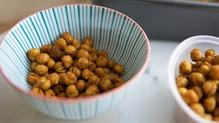 Crunchy Roast Chickpeas