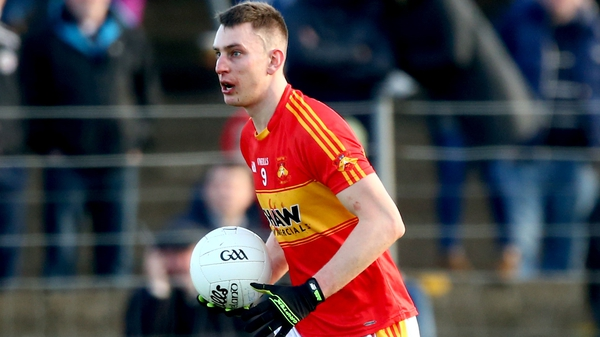 Barry Moran expects a tough test against Crossmaglen