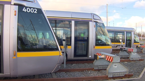 Luas drivers are seeking pay increases of up to 53%