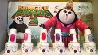 Gelish launch Kung Fu Panda range for spring