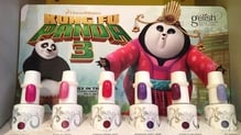 Gelish launch Kung Fu Panda range for spring