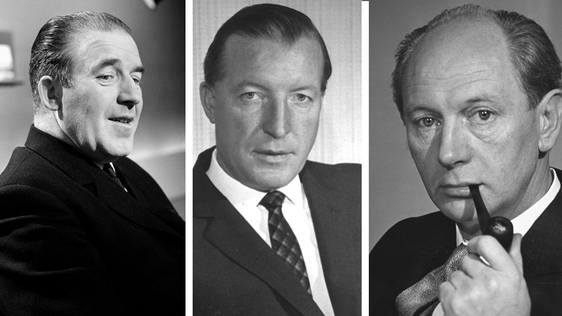 Neil Blaney, Charles Haughey, Jack Lynch