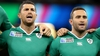 Kearney brothers and O'Brien named on Ireland side