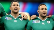 Ireland play France in Paris on Saturday, kick-off 2.25pm